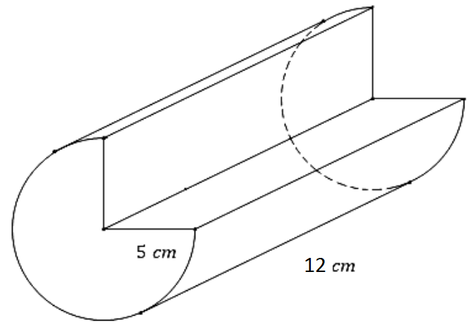 Mathspace Surface Area of Composite Solids – Surface Area of Solids Worksheet