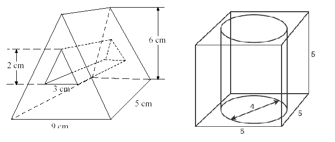 math worksheet : mathspace  volume of composite solids : Volume Of Composite Figures Worksheet