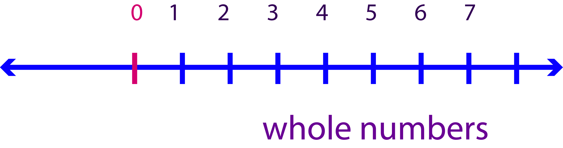 worksheet Create A Number Line mathspace is a number just the inclusion of value for zero to set natural numbers create what we call whole numbers