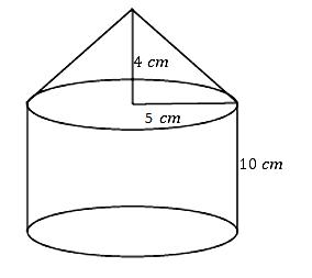 mathspace surface area of composite solids. Black Bedroom Furniture Sets. Home Design Ideas